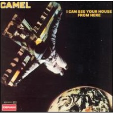I Can See Your House from Here [CD]
