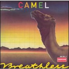 Breathless [CD]