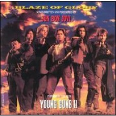 Blaze of Glory (OST) [CD]