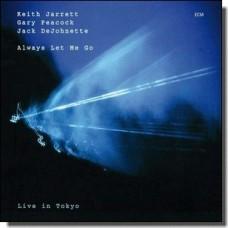Always Let Me Go: Live in Tokyo [2CD]