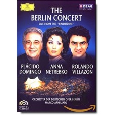 The Berlin Concert: Live from the Waldbühne [DVD]
