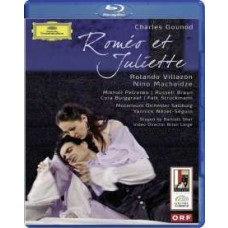 Romeo & Juliette [Blu-ray]