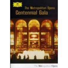 The Metropolitan Opera Centennial Gala [2DVD]
