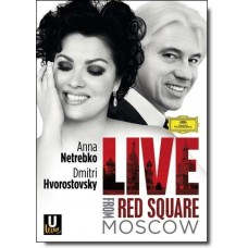 Live from Red Square, Moscow [Blu-ray]