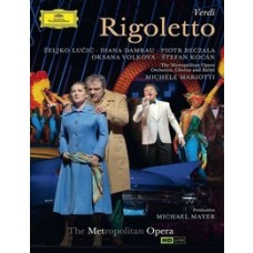Rigoletto [Blu-ray]