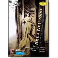 Live from the Salzburg Festival [4DVD]