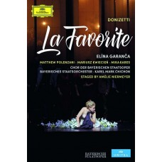 La Favorita (In french) [2DVD]