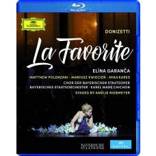 La Favorita (In french) [Blu-ray]