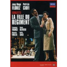 La Fille du Regiment [2DVD]