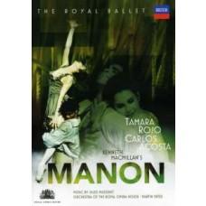 Manon [2DVD]