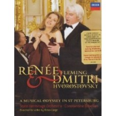 A Musical Odyssey in St. Petersburg [DVD]