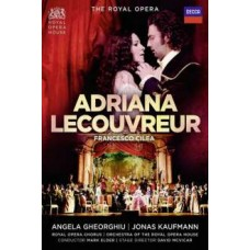 Adriana Lecouvreur [2DVD]
