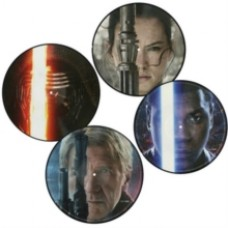 Star Wars: Episode VII - The Force Awakens [Picture Disc Edition] [2LP]
