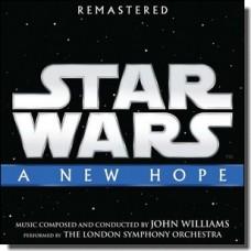 Star Wars: A New Hope (OST) [CD]
