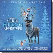 Olaf's Frozen Adventures (Ost) [CD]