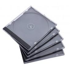 1CD karp, musta sisuga, A-klass (5 karpi)