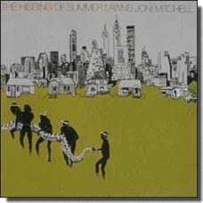 The Hissing of Summer Lawns [CD]