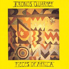 Pieces of Africa [CD]