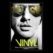 Vinyl: Music From The HBO Original Series - Vol. 1 [CD]