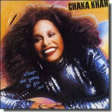 What Cha' Gonna Do For Me [CD]