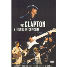 Eric Clapton & Friends In Concert [DVD]