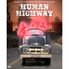 Human Highway (Director's Cut) [Blu-ray]