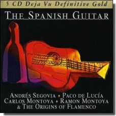 Anthology Of The Spanish Guitar [5CD]
