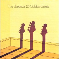 The Shadows 20 Golden Greats [CD]