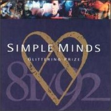Glittering Prize: Simple Minds 81/92 [CD]