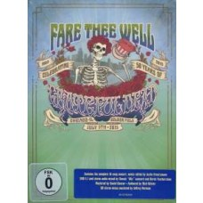Fare Thee Well: Celebrating 50 Years of Grateful Dead [2DVD+3CD]