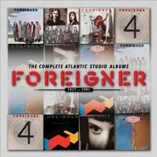 The Complete Atlantic Studio Albums 1977-1991 [7CD]