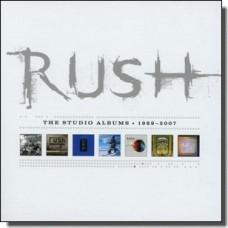 The Atlantic Studio Albums 1989-2007 [Box] [7CD]