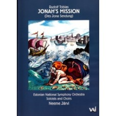 Jonah's Mission / Joonase lähetamine [DVD]