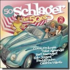 50 Schlager Der 50er [2CD]