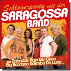 Schlagerparty mit der Saragossa Band [CD]