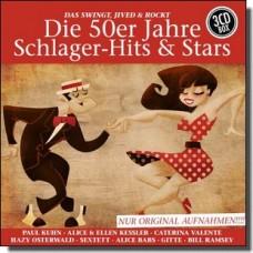 50er Jahre Schlager-Hits [3CD]