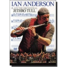 Plays the Orchestral Jethro Tull [DVD]
