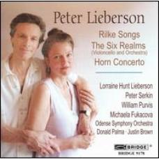 Rilke Songs | The Six Realms | Horn Concerto [CD]
