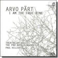 I Am the True Vine [CD]