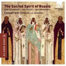 The Sacred Spirit of Russia [SACD]