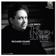 Bach: The English Suites BWV 806-811 [2CD]