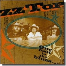 One Foot In the Blues [CD]
