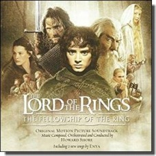 Lord of the Rings: The Fellowship of the Ring [CD]