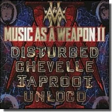 Music as a Weapon II (Live) [CD+DVD]