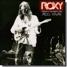ROXY: Tonight's the Night Live [CD]