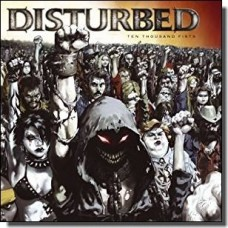 Ten Thousand Fists [CD]