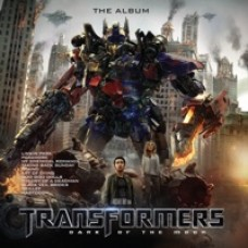Transformers: Dark of the Moon [CD]