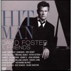 Hit Man: David Foster & Friends Live [CD+DVD]