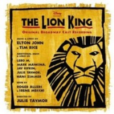 The Lion King: Original Broadway Cast Recording [CD]