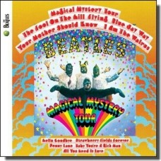 Magical Mystery Tour [CD]